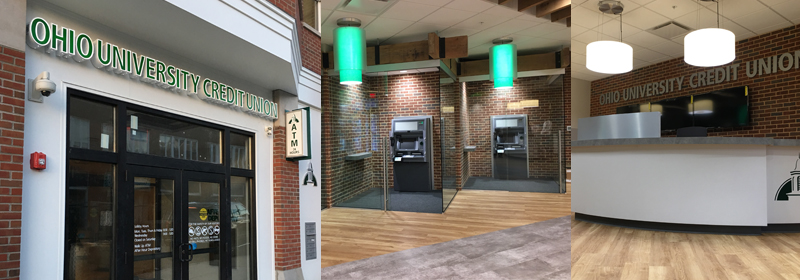 Ohio University Credit Union branch and call center